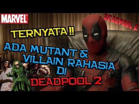 Ternyata Ada Mutant Dan Villain Rahasia di Deadpool 2 | Marvel Indonesia