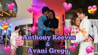 Anthony Reeves & Avani Gregg Cutest Moments!!!💗🔐