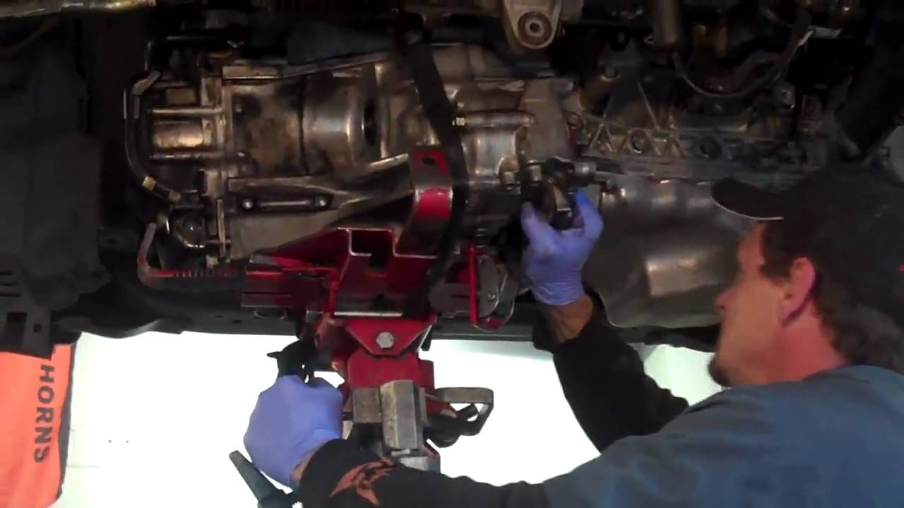 Acura MDX YouTube - Acura rl transmission fluid