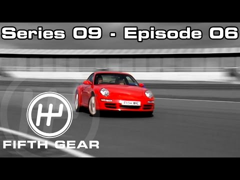 Fifth Gear: Series 9 - Episode 6