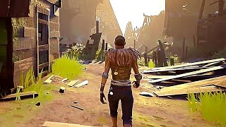 ABSOLVER 15 Minutes of New Gameplay (Realistic Fighting Game 2017)