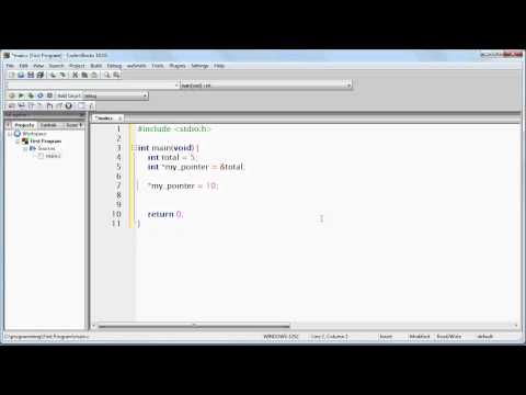 Lesson 9.1 : Using pointers for direct memory access and manipulation in C