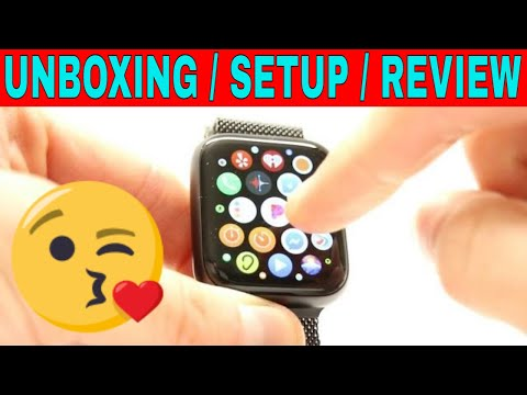 Apple Watch Series 5 - Unboxing, Setup & Key Features + Review