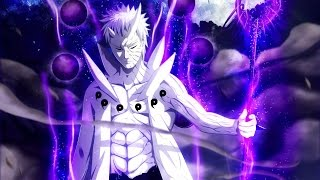 Naruto vs Obito Jinchuuriki AMV - Skillet Not Gonna Die