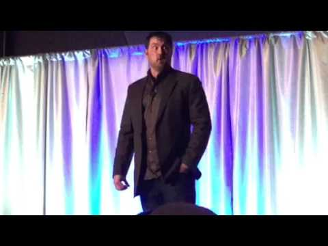 Marcus Luttrell Operation Redwing @ Ohio State Part 2 3/30/2016