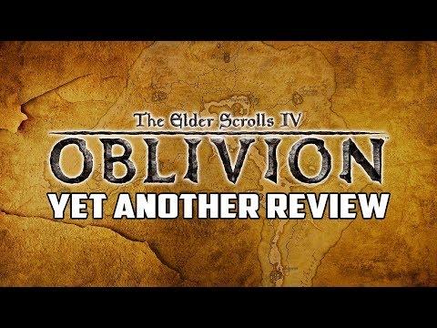 The Elder Scrolls IV: Oblivion Review - GmanLives