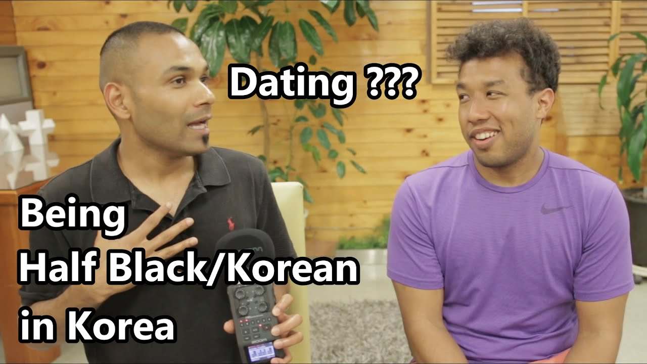 Being Half Black Korean In Korea