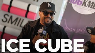 "Ice Cube Responds to Drake's ""Diss"" + Big3 & Last Friday Update"