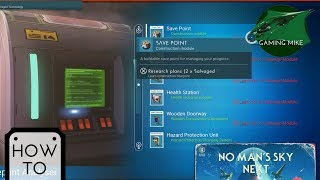 How to Unlock Building Blueprints with the Blueprint Analyzer | No Man