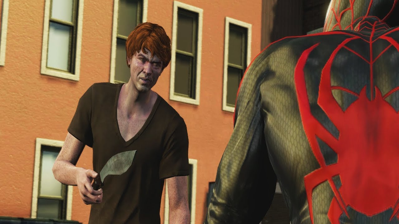 The Amazing Spider-Man 2 - Cletus Kasady Boss Fight - YouTube