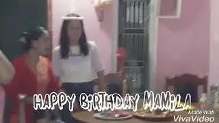 Mamila Shrestha/Birthday Celebration 2018/happy birthday/Nepali Birthday celebration