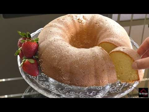 Pound Cake Recipe - Lemon Pound Cake - Very Moist Pound Cake - Afghan Cooking Channel