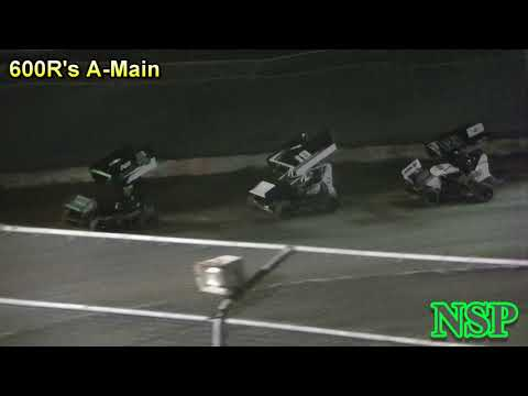 July 21, 2018 Clay Cup Nationals Night #3 600 Restricted Mini Sprints A-Main Deming Speedway