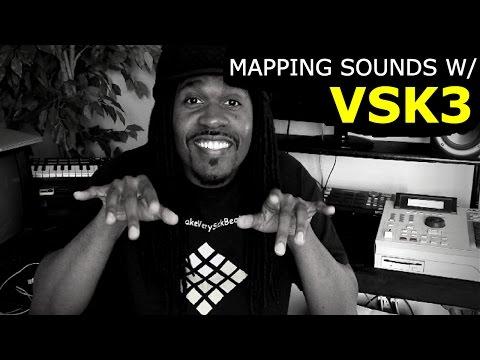 Mapping Sounds w/ Verysickkeys3