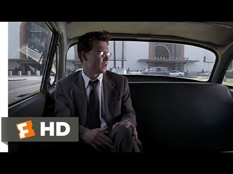Nick of Time (2/9) Movie CLIP - Taxi Ride Problems (1995) HD
