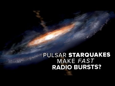 Pulsar Starquakes Make Fast Radio Bursts? + Challenge Winners! | Space Time | PBS Digital Studios