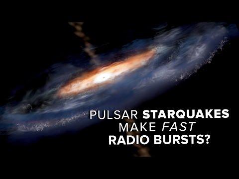 Pulsar Starquakes Make Fast Radio Bursts? + Challenge Winners! | Space Time | PBS Digital Studios
