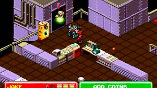 Arcade Longplay [584] Escape from the Planet of the Robot Monsters