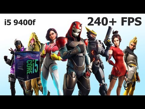 intel core i5 9400f fortnite tagged videos on VideoRecent