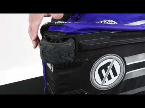 No Errors The Dinger Equipment Bag W/Wheels