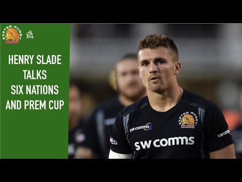Henry Slade talks Six Nations and Premiership Cup