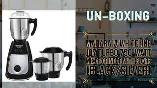 Maharaja mixer juicer grinder   maharaja joy turbo mixer grinder 750W   mixer grinder under 2500