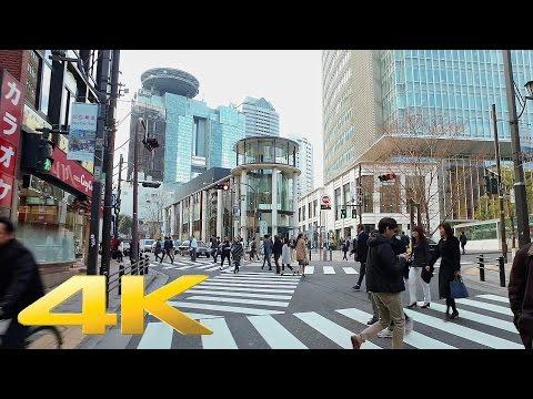 Walking around Akasaka Minato-ku, Tokyo - Long Take【東京・赤坂】 4K