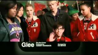 Glee Season 2 - Episode 10 - A Very Glee Christmas Promo Trailer