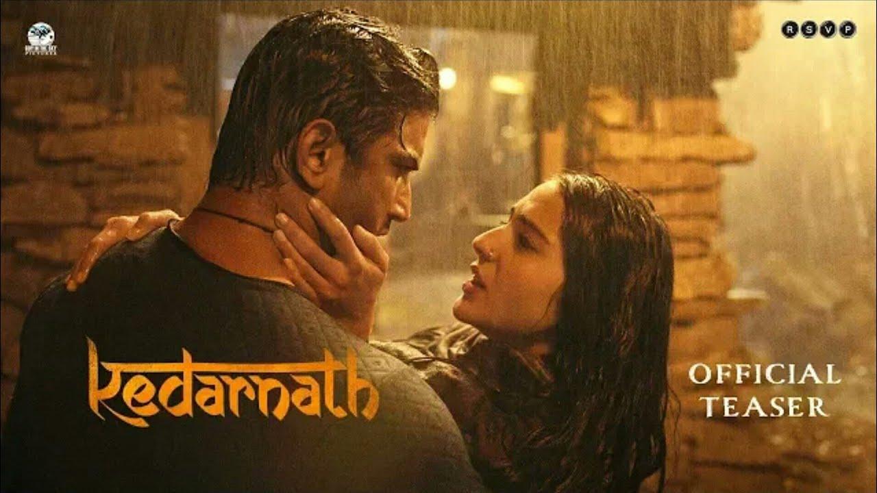 Kedarnath | Official Trailers | Sushant Singh Rajput |