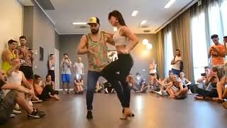 CHANDELIER SexyDance/TheSexiest couple dancers I've ever seen