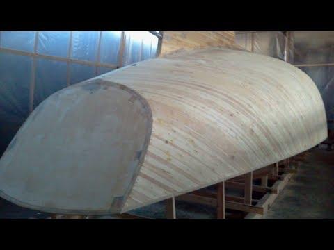 Зеки бесплатно строят яхту силовику