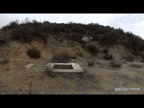 Gavilan Hills Abandoned mine