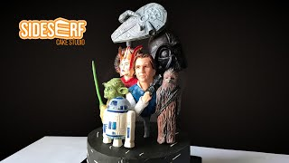 How To Make A Star Wars CAKE!