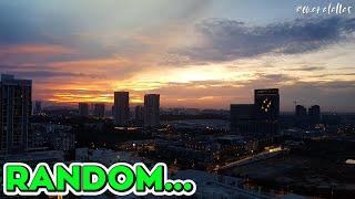 [ omaralattas ] vlog #112-2018: Random: Cyberjaya Weather Transition