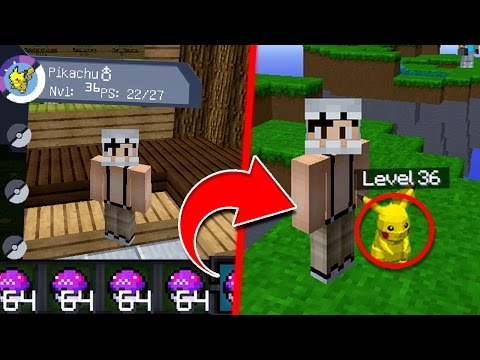 HACK DE COMO CONSEGUIR POKEMON EN SKYWARS...