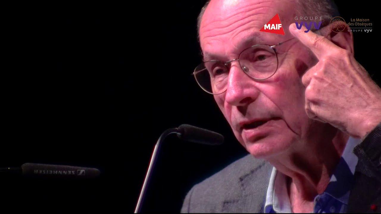 Conférence Boris Cyrulnik - LE MORT ET LA MORT - TRAUMA ET ...