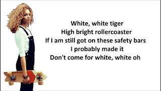 Izzy Bizu - White Tiger LYRICS