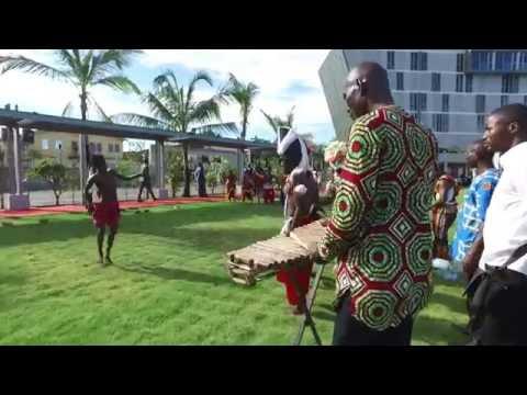 Inauguration Noom Hotel Conakry