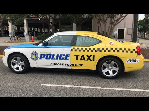 Police Taxi Of Myrtle Beach 2019