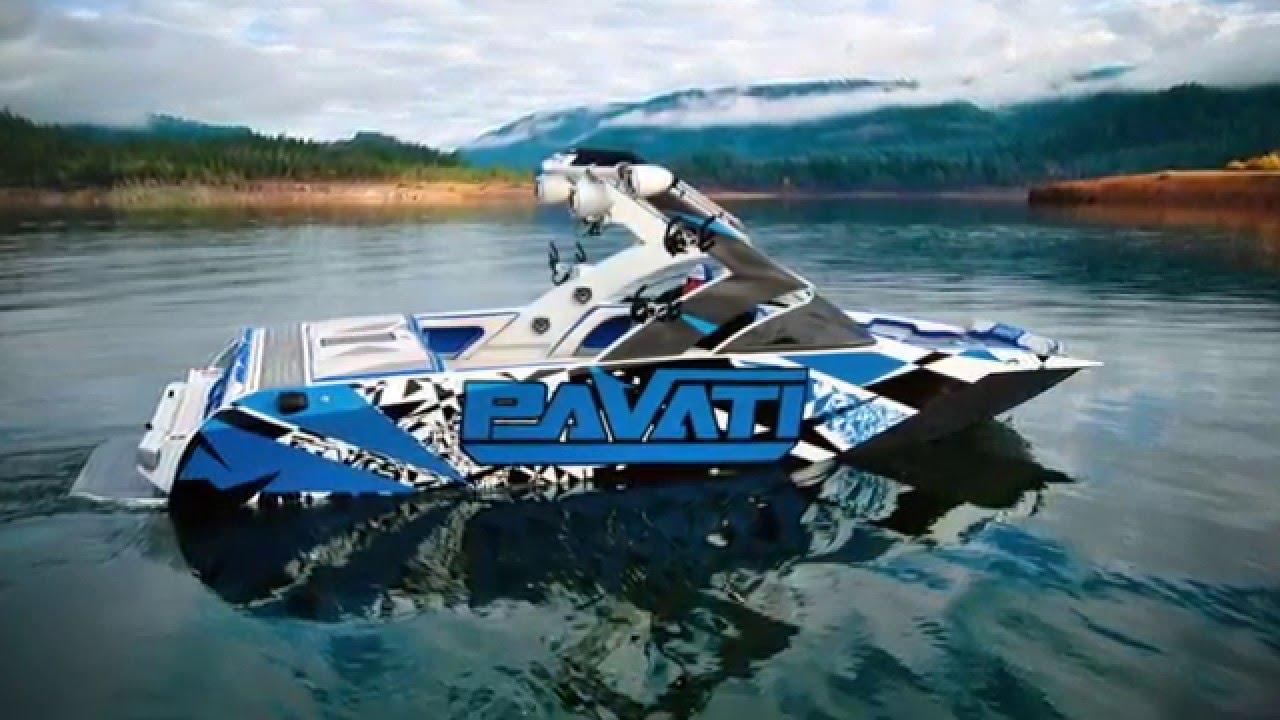 NEW Targa 53 GT, NEW Pavati AL-24 Wake Boat & much more ...