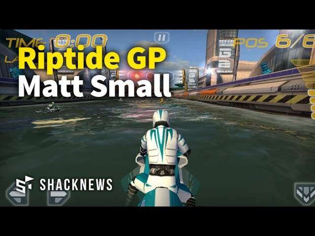 Riptide GP Developer Interview