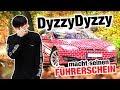 7 Tage Führerschein mit DyzzyDyzzy von Dat Adam    Fischer Academy