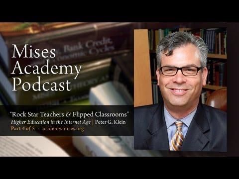 Rock Star Teachers and Flipped Classrooms | Peter G. Klein