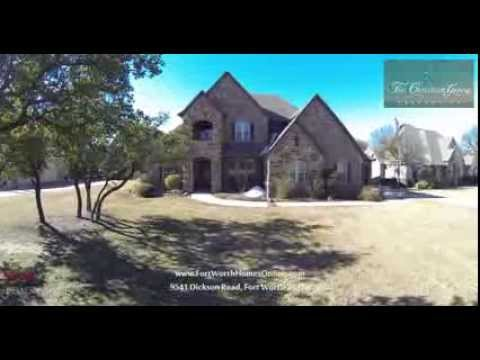 Christian Group Properties - Fort Worth homes - SOLD 9541 Dickson Road