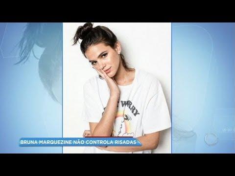 Bruna Marquezine irrita colegas ao rir fora de hora em gravações