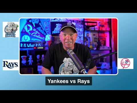 New York Yankees vs Tampa Bay Rays Free Pick 9/1/20 MLB Pick and Prediction MLB Tips