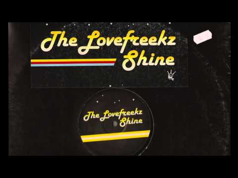 The Lovefreekz - Shine (Jupiter Ace Mix)