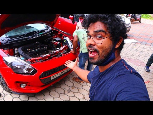 UPGRADED MY CAR 🔥🔥 🔥 ഇജ്ജാതി കാർ ആക്കി