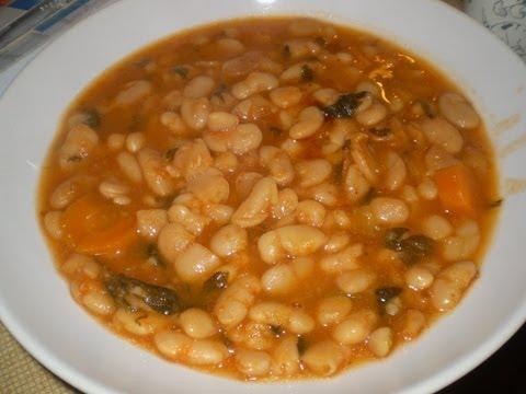 How to Make Traditional Greek Bean Soup (Fasolada) - Recipe