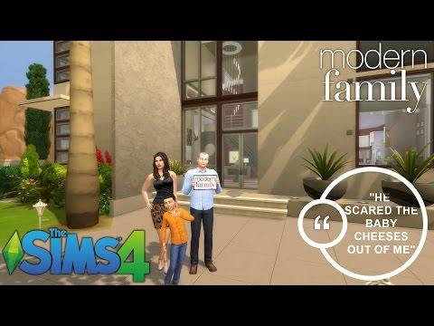 """The Sims 4 """"From Show to Sims"""" ~ Modern Family 